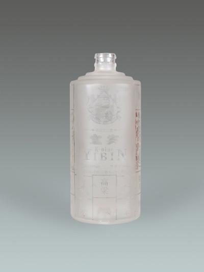 定制蒙砂瓶
