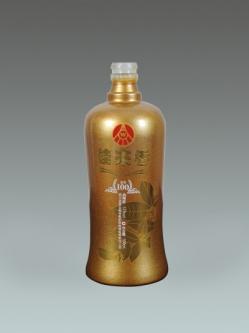 贵州定制喷釉烤花瓶