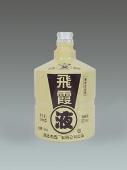 贵州喷釉烤花瓶