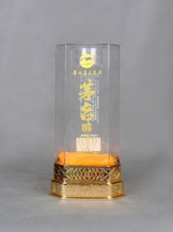 贵州透明酒盒