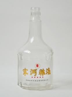 定制高白烤花瓶