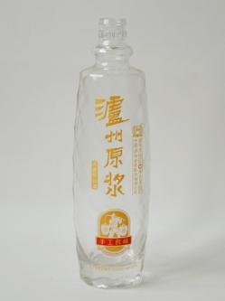 定制烤花玻璃瓶