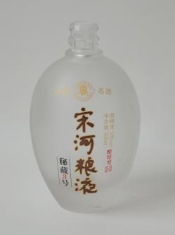 黑龙江定制蒙砂瓶
