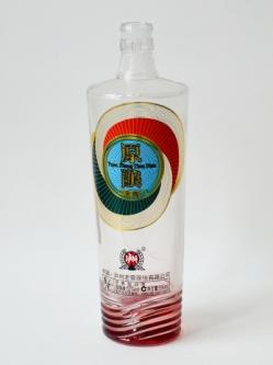 黑龙江高白玻璃烤花瓶